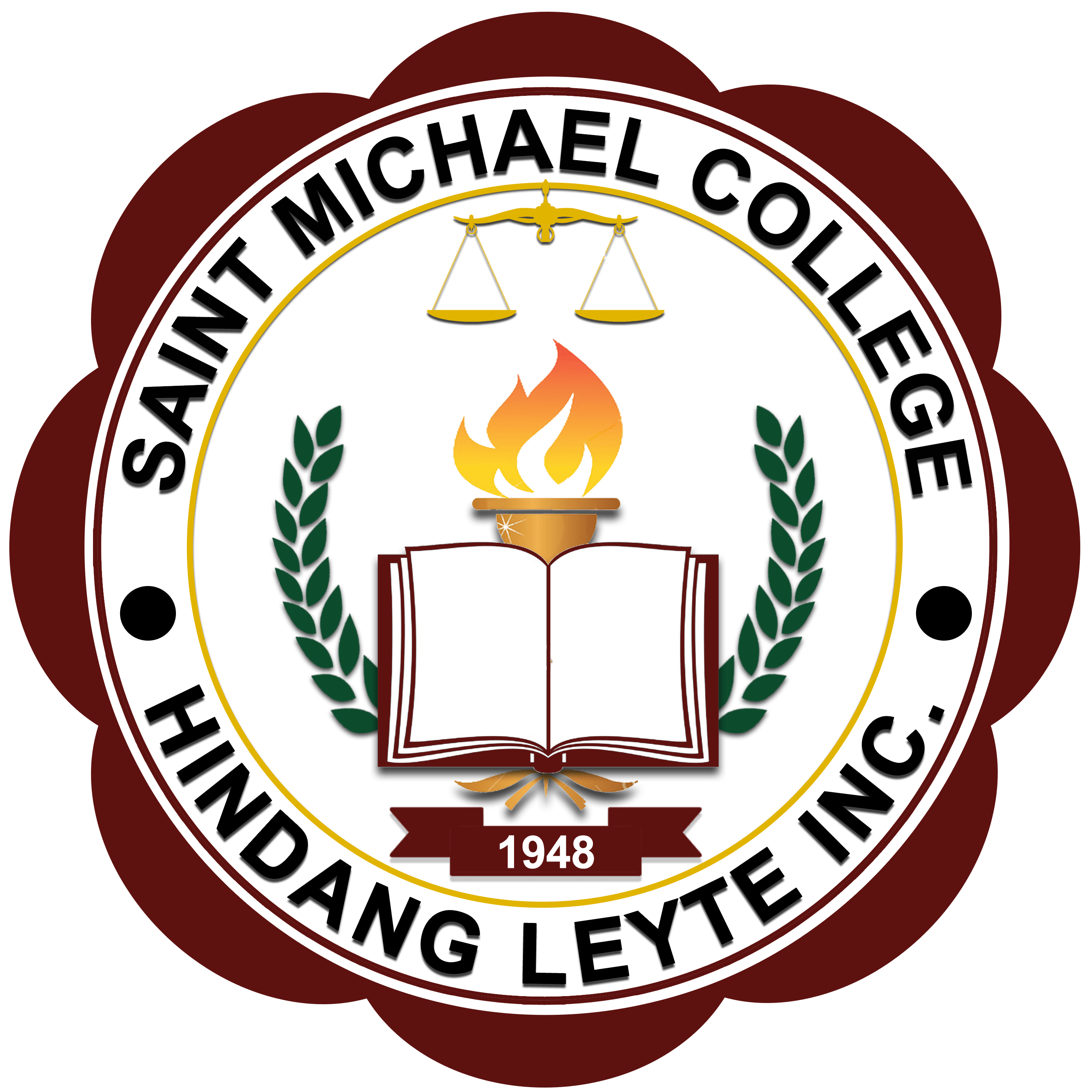 Saint Michael College of Hindang Leyte Inc. Logo